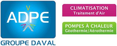 ADPE groupe Daval - Climatisation Pompe à chaleur