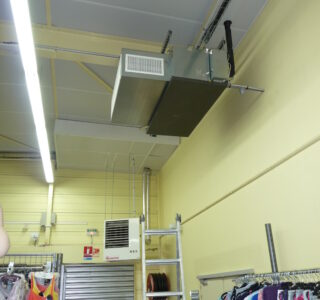 ADPE climatisation magasin Chenove