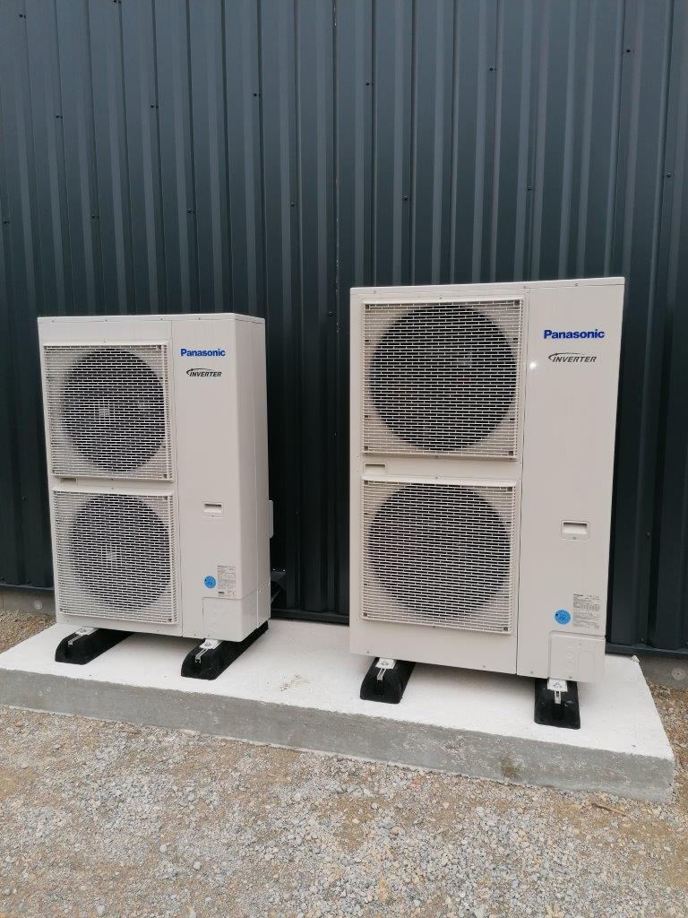 Groupes extérieurs climatisation Panasonic