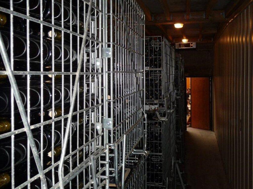 Climatisation local de stockage viticole