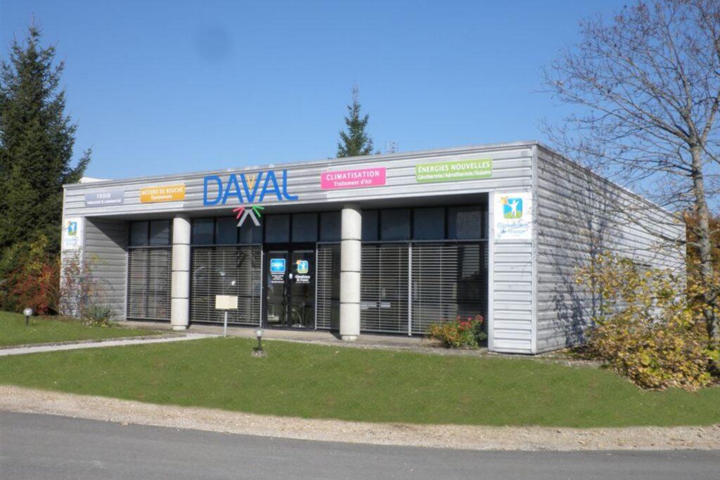 Agence DAVAL Besançon