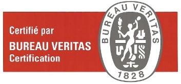 Certification Veritas ADC fluides