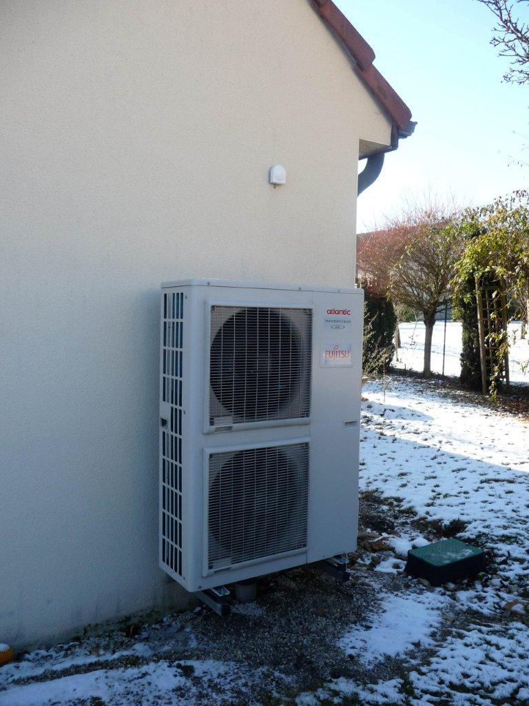 ADPE PAC air/eau Atlantic Hauteville-les-Dijon