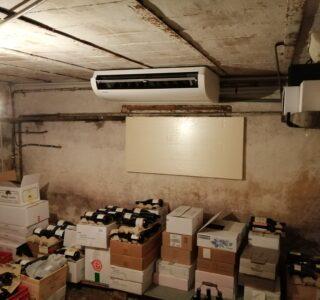 ADPE Climatisation cave à vin Beaune