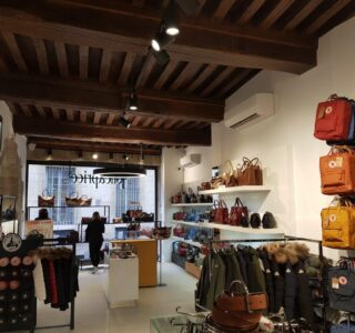 ADPE clim magasin Dijon rue des Forges