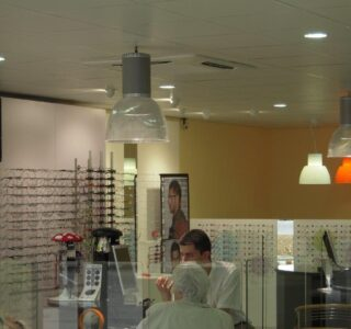 ADPE climatisation opticien Chenove