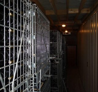 ADPE clim stockage bouteilles Chambolle Musigny