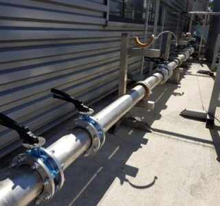 DAVAL process eau glacée Besançon