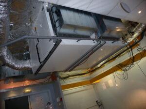 ADPE traitement d'air piscine intérieure Dijon