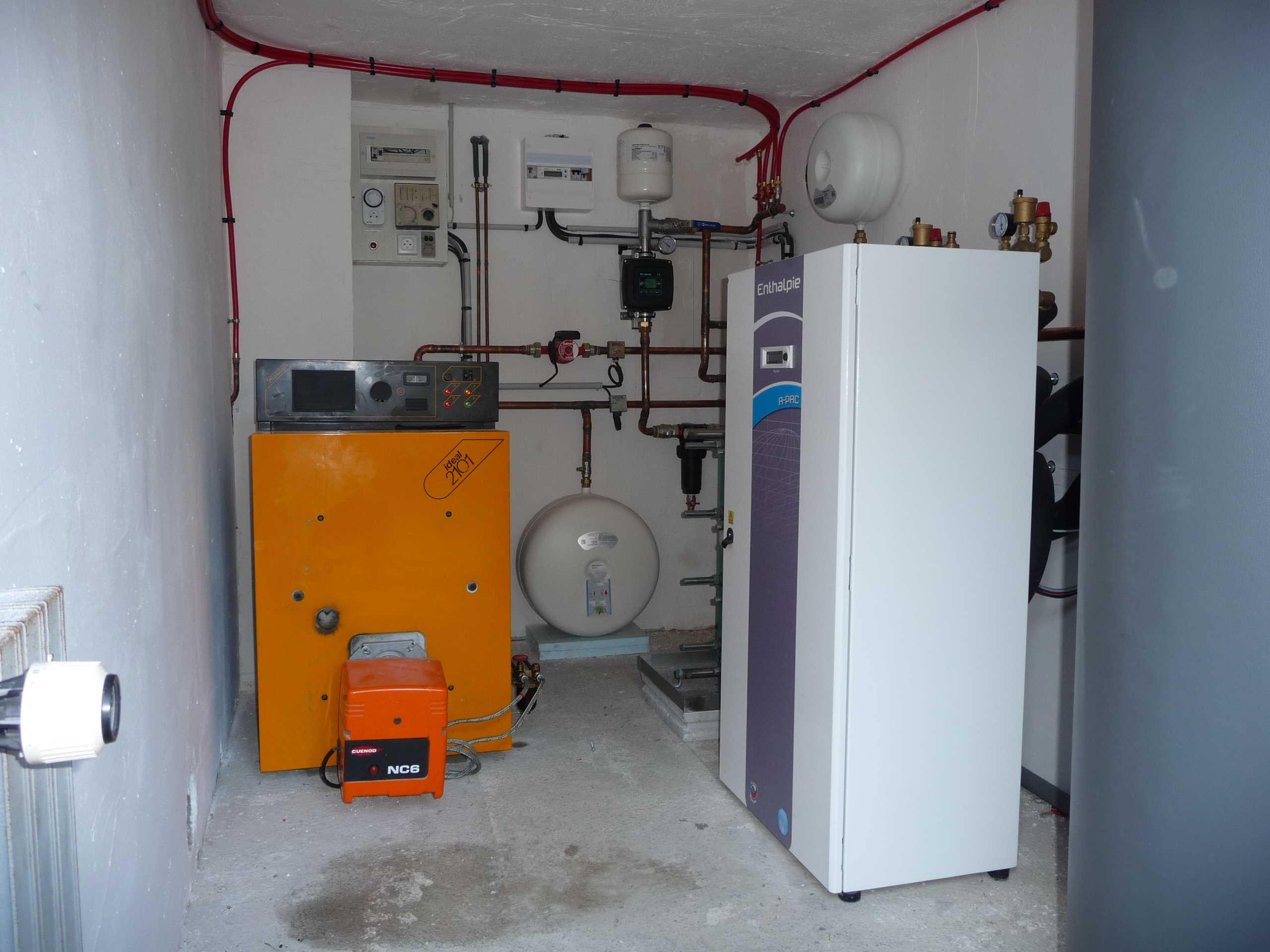 ADPE géothermie à Autun