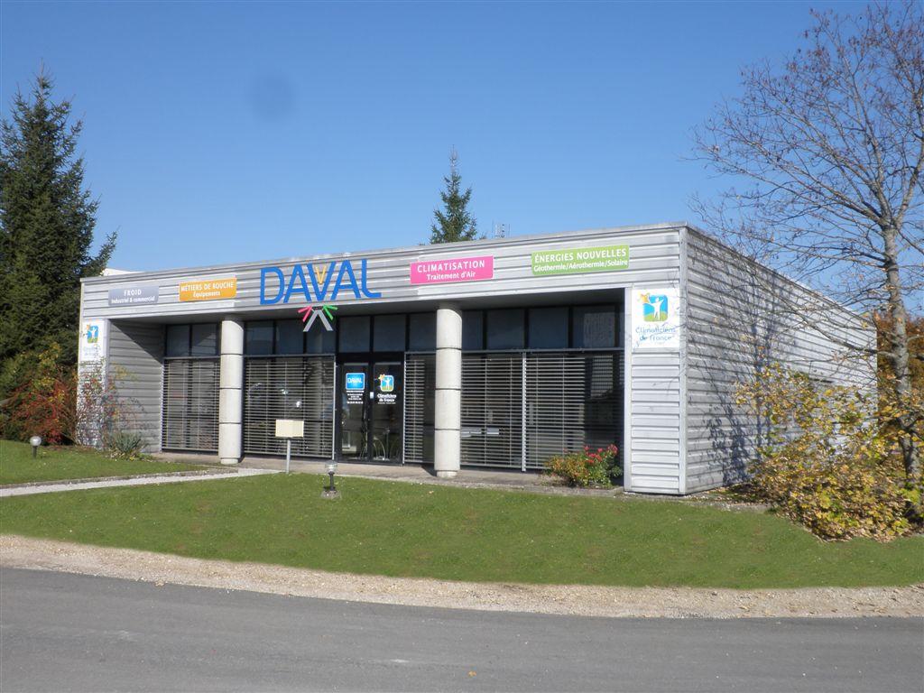DAVAL agence de Châtillon-le-Duc