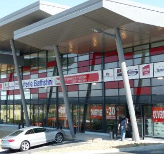 ADPE Climatisation magasin de literie