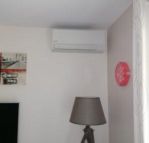 Pac air/air à Saint Julie